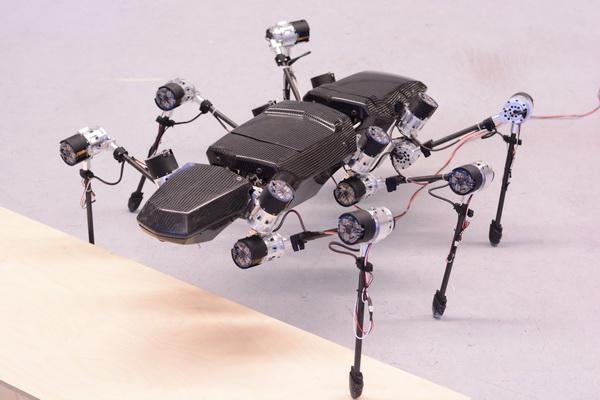 Bielefeld University's Hector robot
